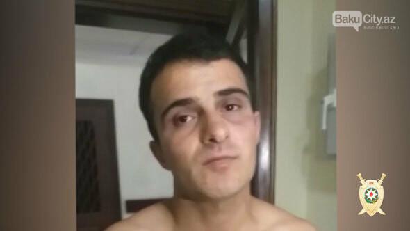 Bakıda marketdən oğurluq edən dəstə saxlanıldı, fotoşəkil-7