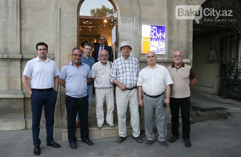 Bakıda tanınmış fotoqrafın sərgisi açıldı - FOTO, fotoşəkil-17