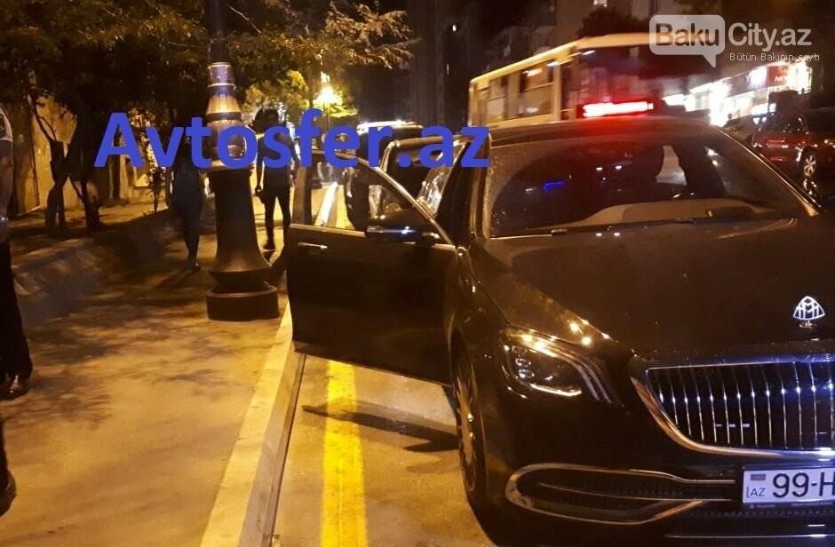Yol polisi Bakıda yarım milyonluq maşını saxladı - FOTO, fotoşəkil-2