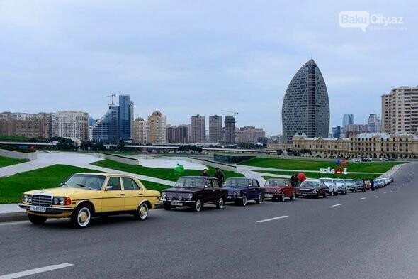 Bakıda klassik avtomobillərin yürüşü keçiriləcək - FOTO, fotoşəkil-5