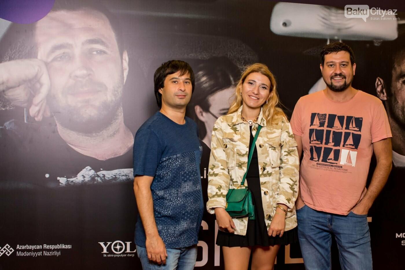 Bakıda Milli Kino Günü keçirildi - FOTO, fotoşəkil-13