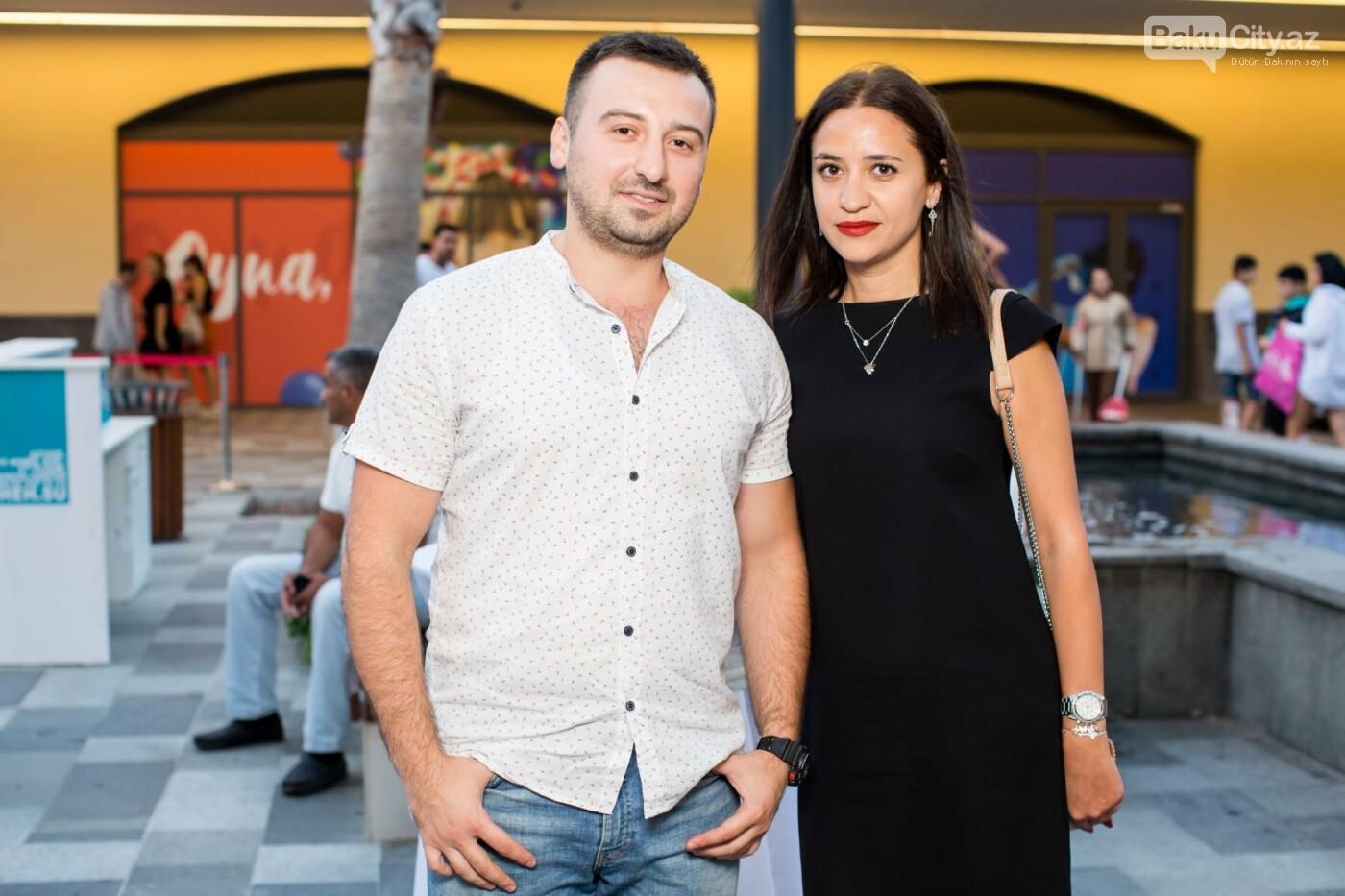 Bakıda Milli Kino Günü keçirildi - FOTO, fotoşəkil-15