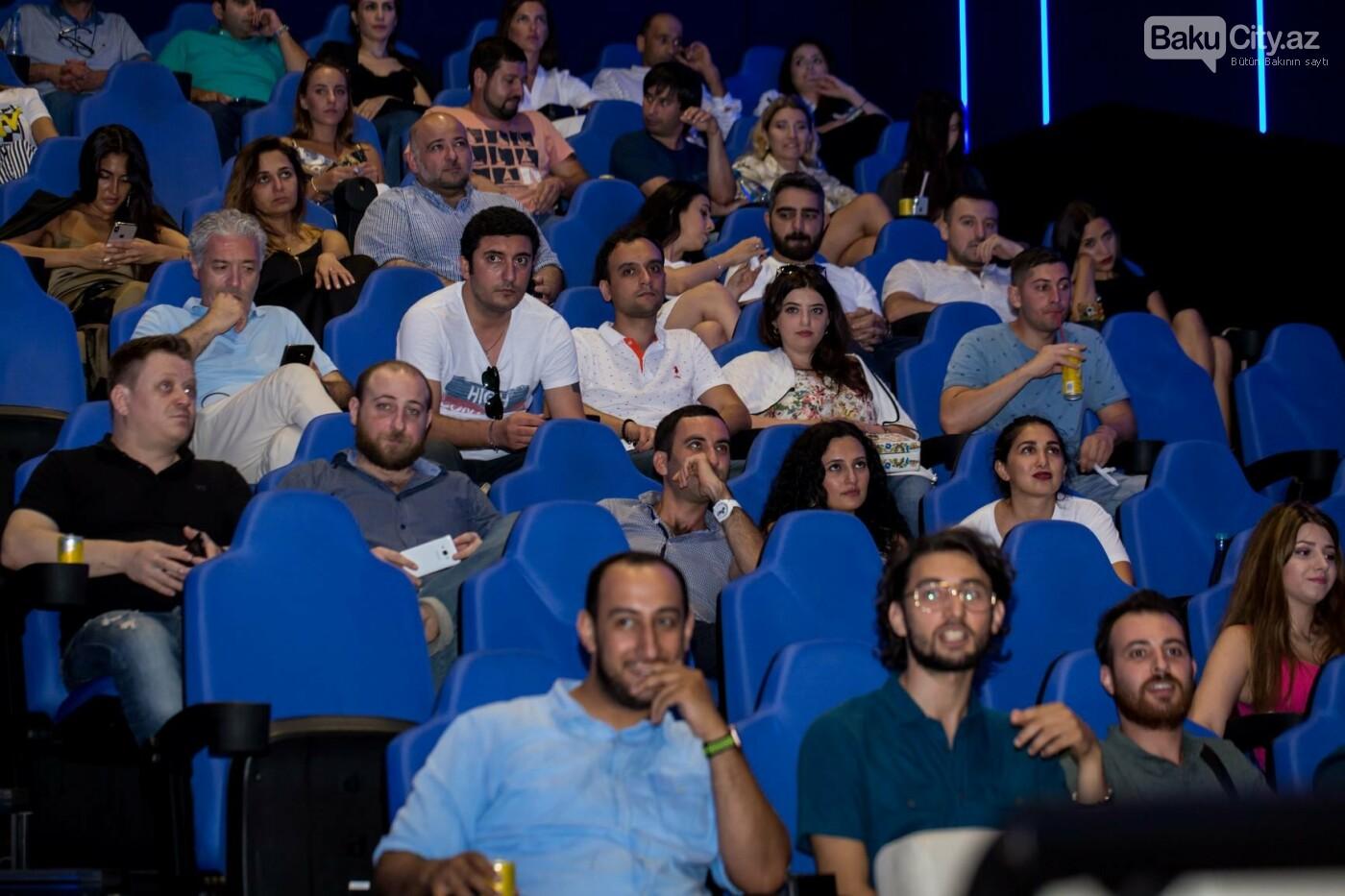 Bakıda Milli Kino Günü keçirildi - FOTO, fotoşəkil-22