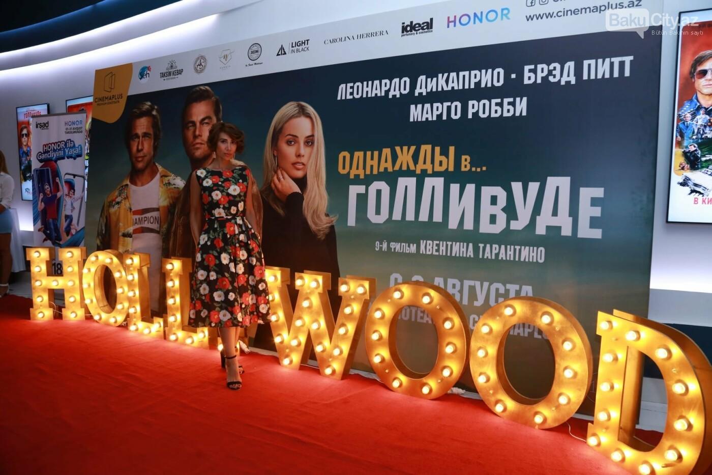 Bakıda dünya şöhrətli rejissorun filmi nümayiş olundu - FOTO, fotoşəkil-26