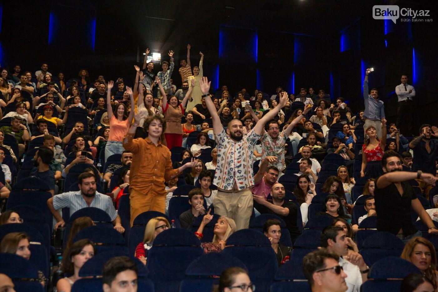 Bakıda dünya şöhrətli rejissorun filmi nümayiş olundu - FOTO, fotoşəkil-50