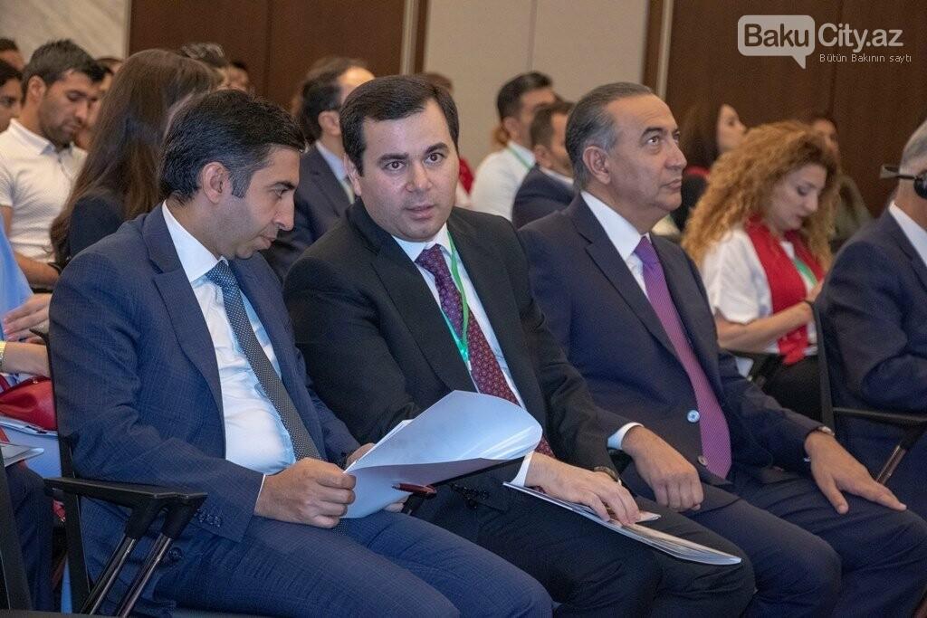 Bakıda keçirilən XIX Beynəlxalq Gənclər Forumu başa çatdı - FOTO, fotoşəkil-7