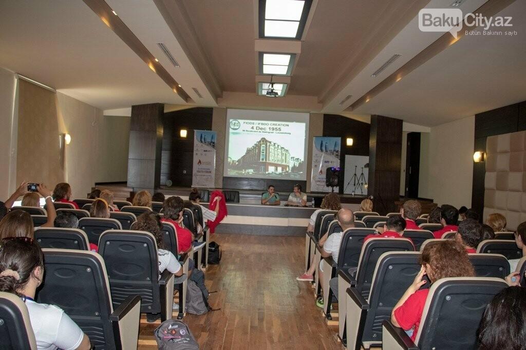 Bakıda keçirilən XIX Beynəlxalq Gənclər Forumu başa çatdı - FOTO, fotoşəkil-11
