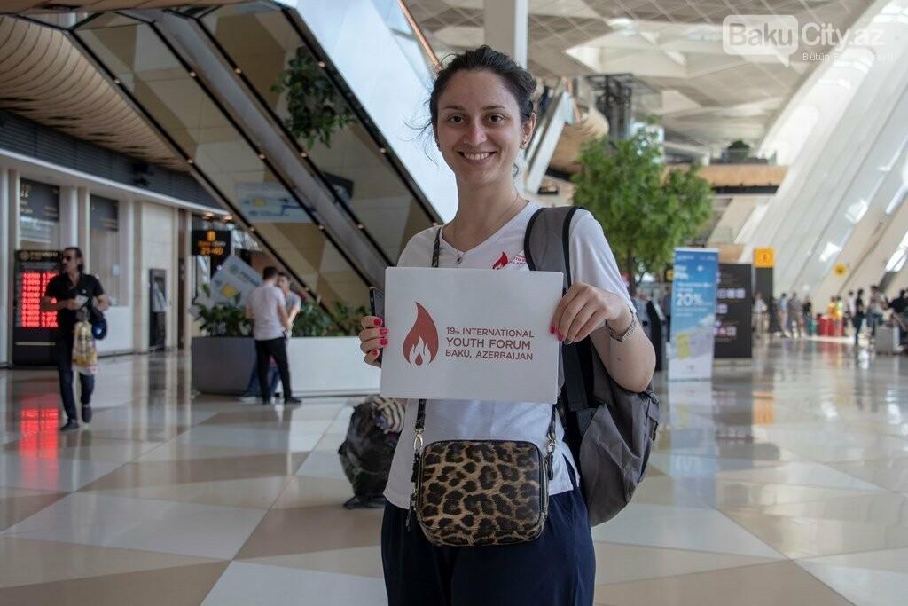 Bakıda keçirilən XIX Beynəlxalq Gənclər Forumu başa çatdı - FOTO, fotoşəkil-1