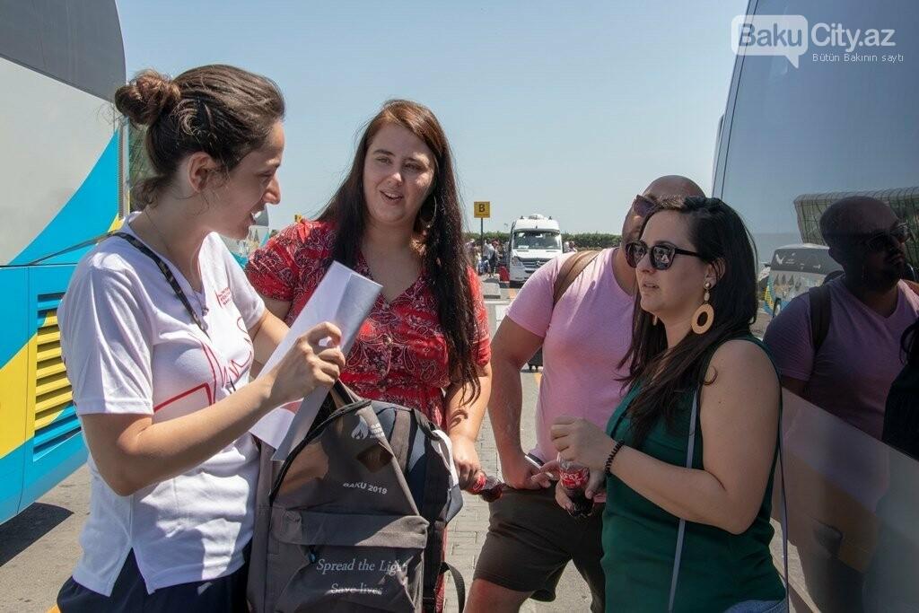 Bakıda keçirilən XIX Beynəlxalq Gənclər Forumu başa çatdı - FOTO, fotoşəkil-3