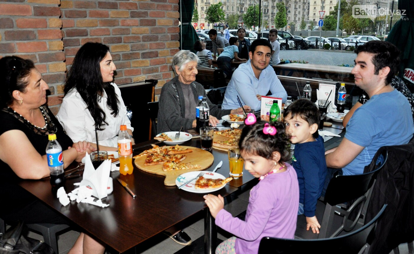 Şəhərin məşhur restoranlarının birində müştəriyə 91% endirim oldu - FOTO, fotoşəkil-2