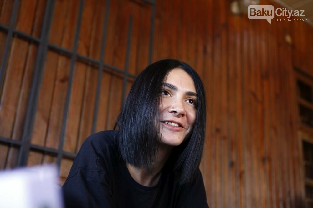 Diana Hacıyeva: Bakıda ən sevdiyim məkan Dağüstü parkın yaxınlığıdır, fotoşəkil-1