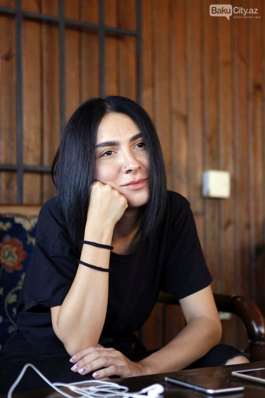 Diana Hacıyeva: Bakıda ən sevdiyim məkan Dağüstü parkın yaxınlığıdır, fotoşəkil-5