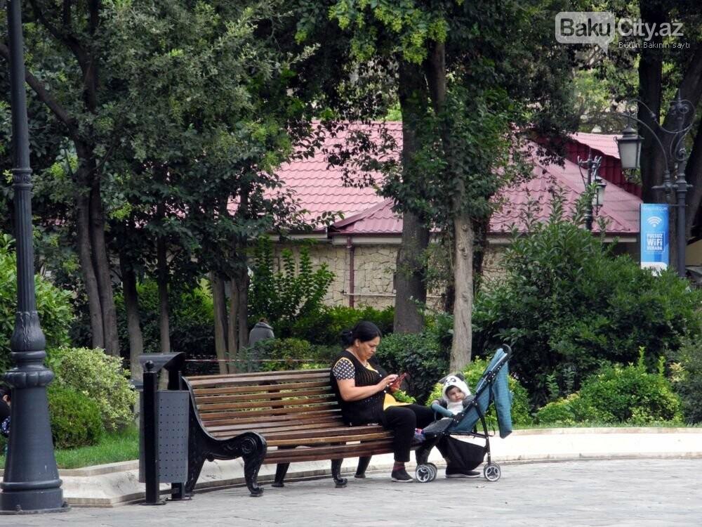 """Uşaqlar və böyüklər üçün: """"Zabitlər Parkı"""" bütün gözəlliyi ilə - FOTOREPORTAJ, fotoşəkil-3"""