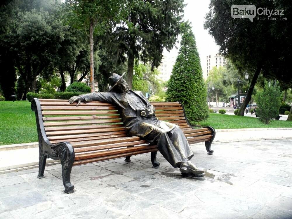"""Uşaqlar və böyüklər üçün: """"Zabitlər Parkı"""" bütün gözəlliyi ilə - FOTOREPORTAJ, fotoşəkil-4"""