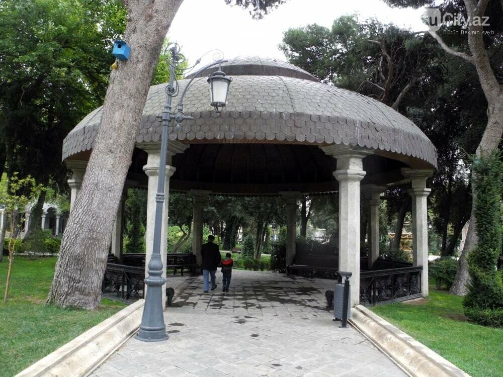 """Uşaqlar və böyüklər üçün: """"Zabitlər Parkı"""" bütün gözəlliyi ilə - FOTOREPORTAJ, fotoşəkil-11"""