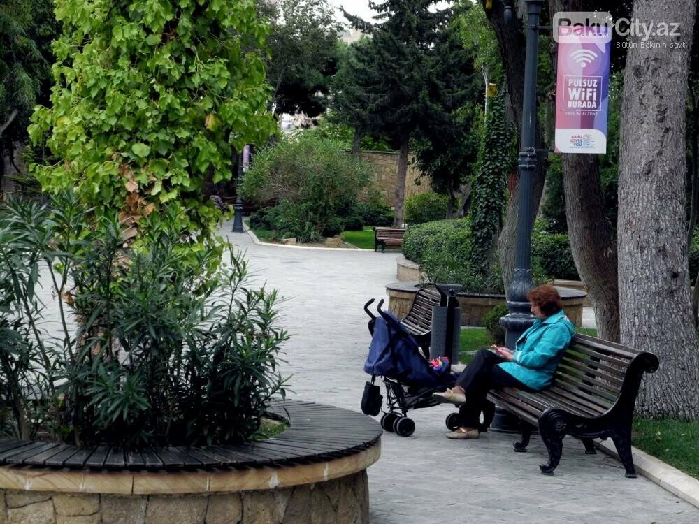 """Uşaqlar və böyüklər üçün: """"Zabitlər Parkı"""" bütün gözəlliyi ilə - FOTOREPORTAJ, fotoşəkil-2"""