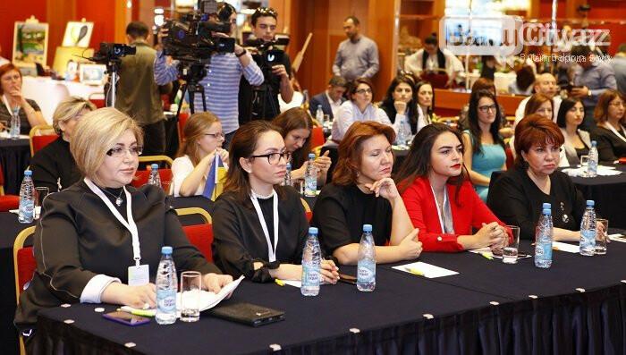 Bakıda əlilliyi olan gənclərin problemlərinə həsr olunmuş konfrans keçirilib - FOTO, fotoşəkil-5
