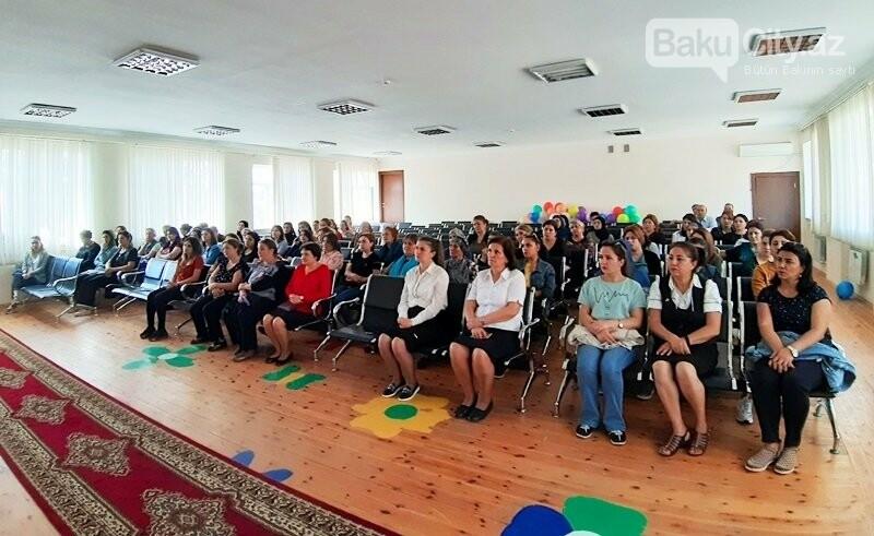 Bakı məktəblərində maarifləndirici seminarlar keçirilir - FOTO, fotoşəkil-3