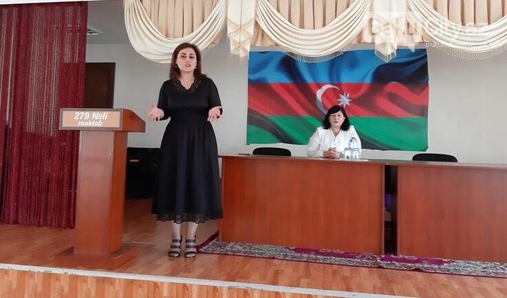 Bakı məktəblərində maarifləndirici seminarlar keçirilir - FOTO, fotoşəkil-2