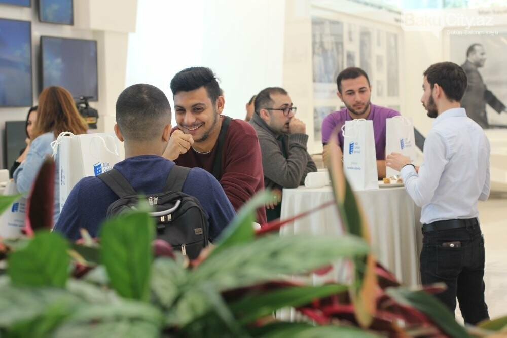 """Bakıda """"Digital Youth Hub"""" layihəsi təqdim olunub - FOTO, fotoşəkil-4"""