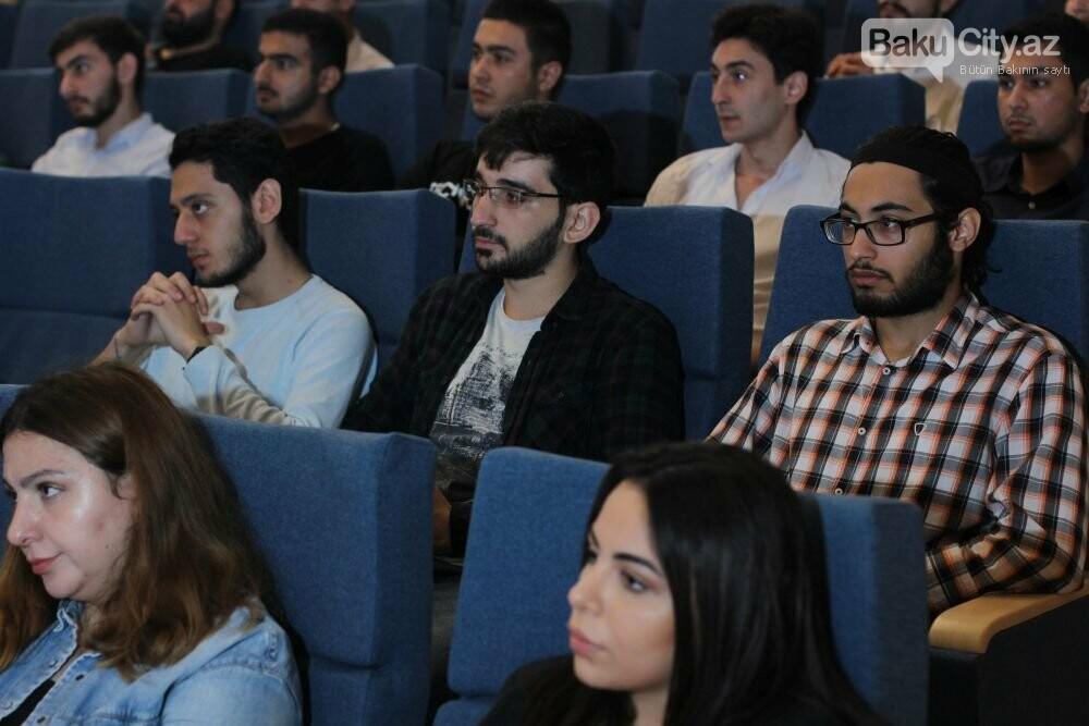 """Bakıda """"Digital Youth Hub"""" layihəsi təqdim olunub - FOTO, fotoşəkil-8"""