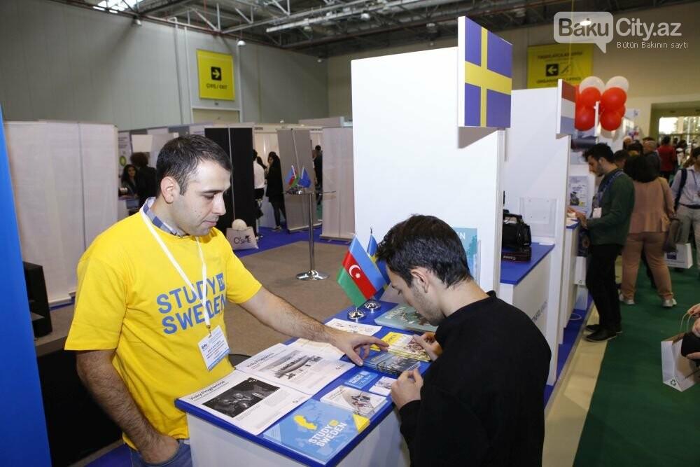 Bakıda təhsil sərgisi - FOTOREPORTAJ, fotoşəkil-6
