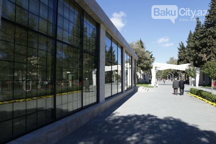 Bakının yenilənən Atatürk prospekti: Mərkəzdə istirahət üçün ideal məkan - FOTOREPORTAJ, fotoşəkil-20