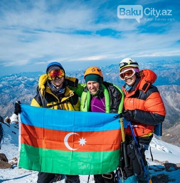 Alpinist Darya: Bakıda qayaların qədrini bilmir, bağ evlərinin ərazisinə salırlar - MÜSAHİBƏ, fotoşəkil-2