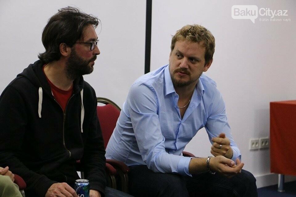 Belçika caz qrupundan Bakıda seminar və master-klass - FOTO, fotoşəkil-1