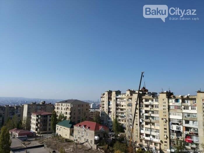 Bakıda binaların üstündəki dəmir çənlər plastmaslarla əvəz oluna bilər - FOTO, fotoşəkil-2
