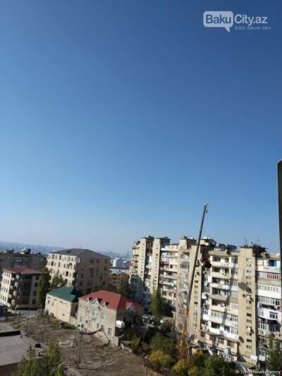 Bakıda binaların üstündəki dəmir çənlər plastmaslarla əvəz oluna bilər - FOTO, fotoşəkil-4