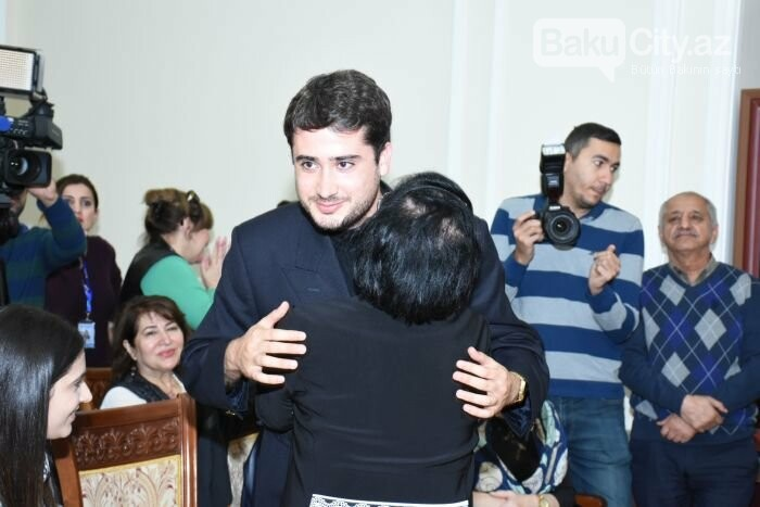 Hacı Zeynalabdin Tağıyevin gənc qohumu Bakıda söz verdi - FOTO, fotoşəkil-9