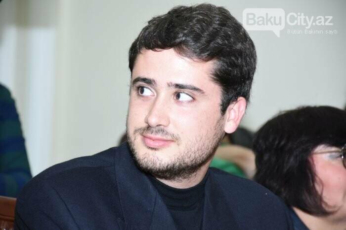 Hacı Zeynalabdin Tağıyevin gənc qohumu Bakıda söz verdi - FOTO, fotoşəkil-6