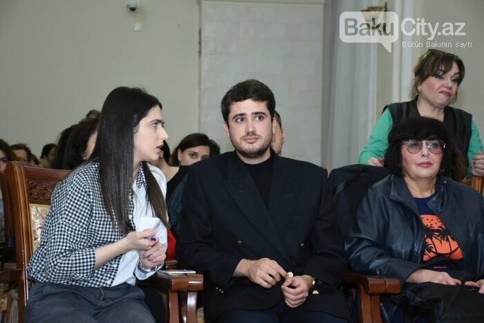 Hacı Zeynalabdin Tağıyevin gənc qohumu Bakıda söz verdi - FOTO, fotoşəkil-15