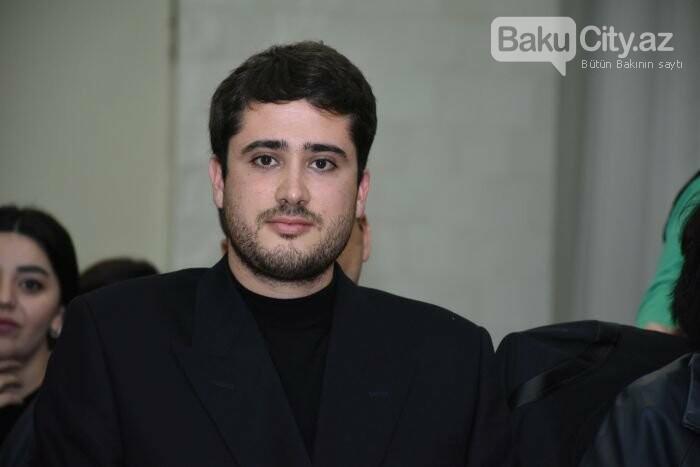 Hacı Zeynalabdin Tağıyevin gənc qohumu Bakıda söz verdi - FOTO, fotoşəkil-13