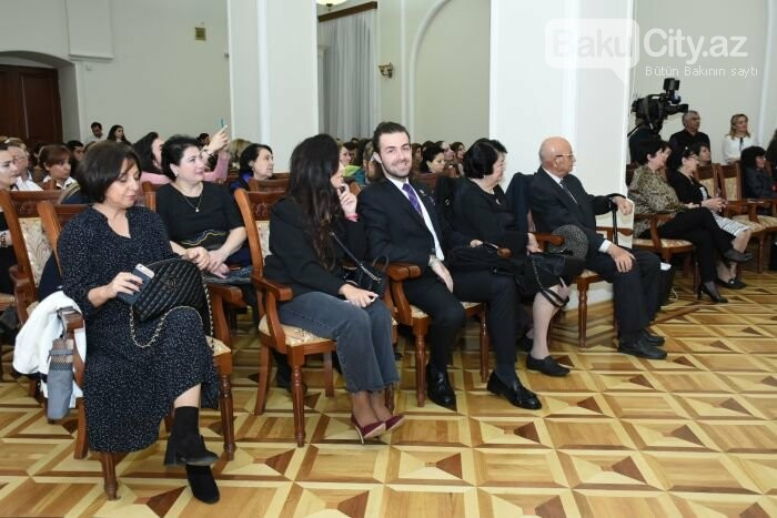 Hacı Zeynalabdin Tağıyevin gənc qohumu Bakıda söz verdi - FOTO, fotoşəkil-1