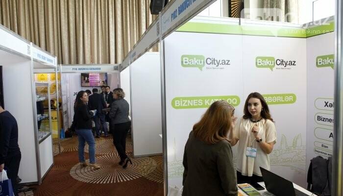"""BakuCity.az """"Medinex"""" Tibb İnnovasiyaları Sərgisində öz stendi ilə təmsil olunur - FOTO, fotoşəkil-1"""