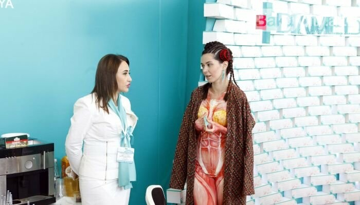 """BakuCity.az """"Medinex"""" Tibb İnnovasiyaları Sərgisində öz stendi ilə təmsil olunur - FOTO, fotoşəkil-7"""