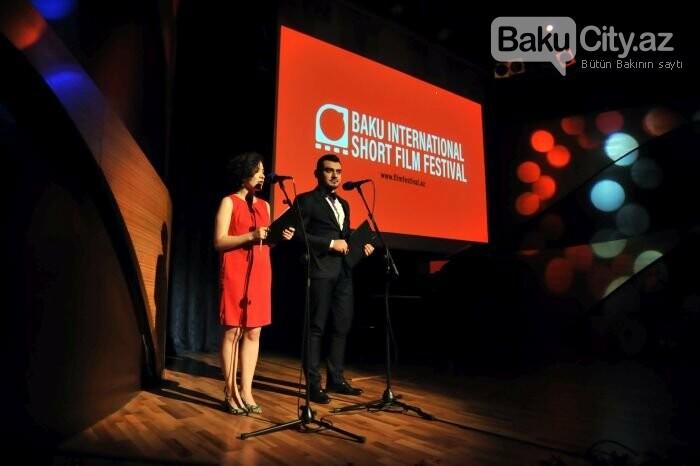 X Bakı Beynəlxalq Qısa Filmlər Festivalı başladı: Gəlin, havayı baxın - FOTO, fotoşəkil-1