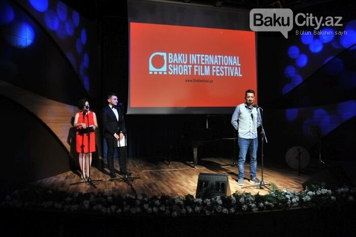 X Bakı Beynəlxalq Qısa Filmlər Festivalı başladı: Gəlin, havayı baxın - FOTO, fotoşəkil-3