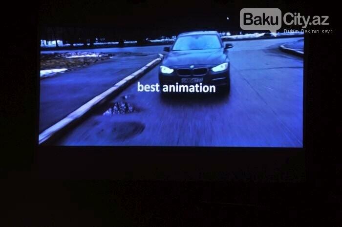 X Bakı Beynəlxalq Qısa Filmlər Festivalı başladı: Gəlin, havayı baxın - FOTO, fotoşəkil-7