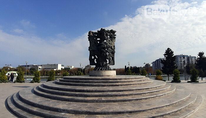 Dədə Qorqud parkı: şəhərin mərkəzində oazis, katamaranla gəzinti - FOTO, fotoşəkil-4