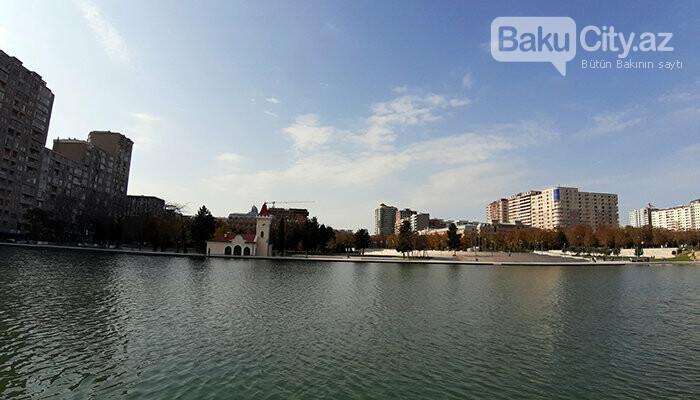Dədə Qorqud parkı: şəhərin mərkəzində oazis, katamaranla gəzinti - FOTO, fotoşəkil-9