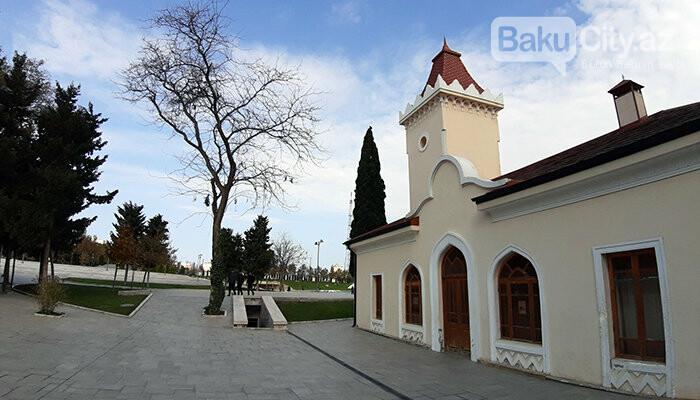 Dədə Qorqud parkı: şəhərin mərkəzində oazis, katamaranla gəzinti - FOTO, fotoşəkil-12