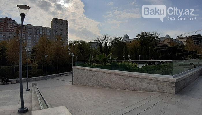 Dədə Qorqud parkı: şəhərin mərkəzində oazis, katamaranla gəzinti - FOTO, fotoşəkil-13