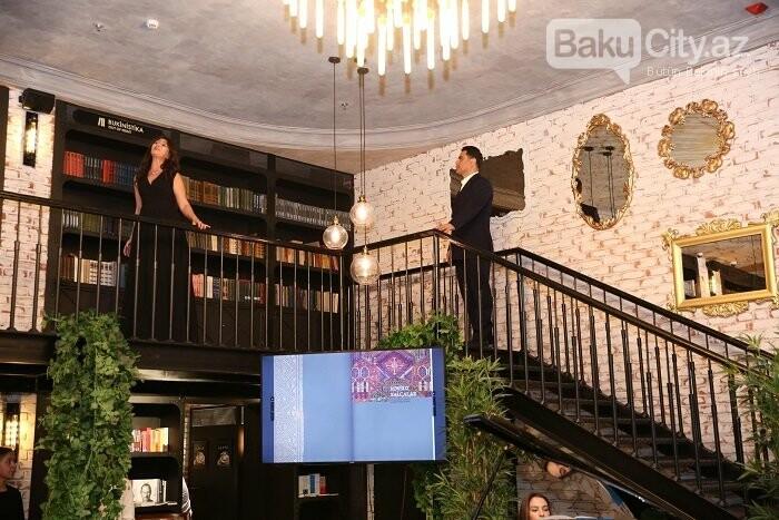 Bakıda Xalça Muzeyinin 50 illiyinə həsr olunmuş  kitabın təqdimatı olub - FOTO, fotoşəkil-1