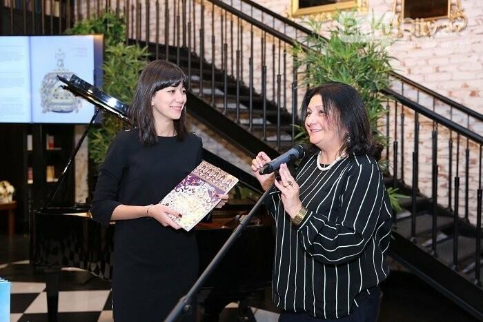 Bakıda Xalça Muzeyinin 50 illiyinə həsr olunmuş  kitabın təqdimatı olub - FOTO, fotoşəkil-4