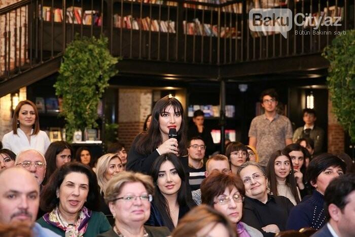 Bakıda Xalça Muzeyinin 50 illiyinə həsr olunmuş  kitabın təqdimatı olub - FOTO, fotoşəkil-10