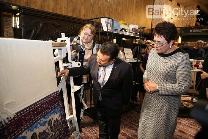 Bakıda Xalça Muzeyinin 50 illiyinə həsr olunmuş  kitabın təqdimatı olub - FOTO, fotoşəkil-9