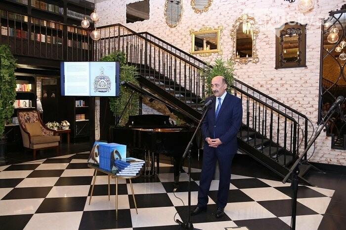 Bakıda Xalça Muzeyinin 50 illiyinə həsr olunmuş  kitabın təqdimatı olub - FOTO, fotoşəkil-6